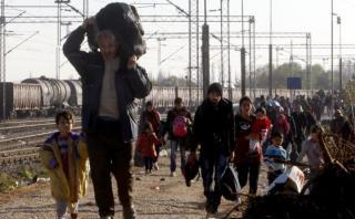 Horror en París: Terroristas aprovecharon crisis de refugiados