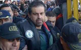 Belaunde Lossio: PJ evaluó pedido de cese de prisión preventiva