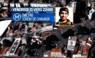 París: Abaaoud estuvo en estación de metro durante la masacre