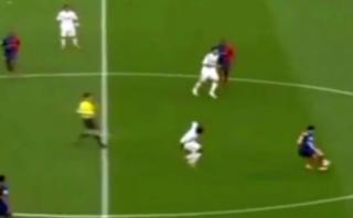 Cinco jugadas geniales de Andrés Iniesta en el Bernabéu
