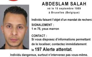 El prófugo asesino de París tendría puesto un cinturón bomba