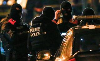 Bélgica: 16 detenidos en operación antiterrorista en Bruselas