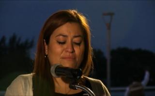 Entierran a mexicana muerta en ataques de París [VIDEO]
