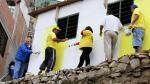 Lima gasta S/.6 mlls. de obras viales para 'casas solidarias' - Noticias de luis palao