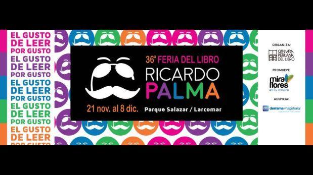 PEISA presenta nuevos títulos en la Feria Ricardo Palma