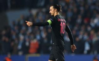 Zlatan Ibrahimovic le anotó a su ex club y mira lo que hizo