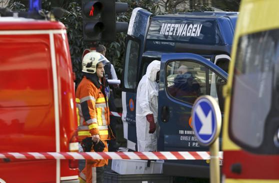 Bruselas quedó paralizada tras hallar polvo blanco en mezquita