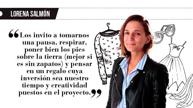 """Lorena Salmón: """"Calma, diciembre"""""""