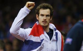 Copa Davis: Andy Murray ganó y le dio el título a Gran Bretaña