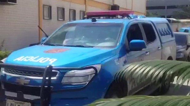 Brasil: Policías ametrallaron a 5 jóvenes en Río de Janeiro