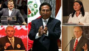 Alejandro Toledo y los que más postularon a la presidencia