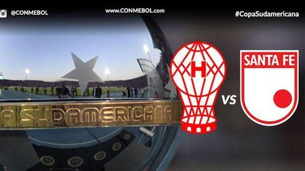 Huracán-Santa Fe: empate 0-0 en final de ida de la Sudamericana
