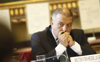 Gana Perú niega que Von Hesse haya renunciado a precandidatura