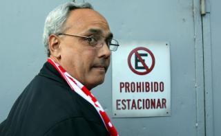 Burga entre acusados de soborno por derechos de la Libertadores
