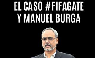 El #FIFAGate y la acusación a Manuel Burga explicado en un GIF