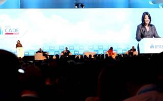 """Keiko Fujimori: """"Lideraremos el 'boom' de la inversión pública"""""""