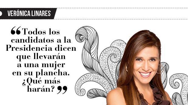 """Verónica Linares: """"Lo común y lo correcto"""""""