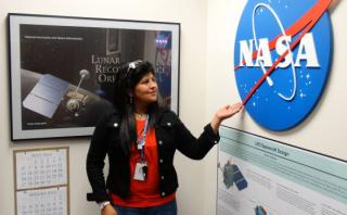 ¿Quién es la peruana egresada de la UCV que trabaja en la NASA?