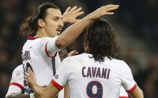 Zlatan Ibrahimovic: marcó dos goles y tuvo gesto con hincha