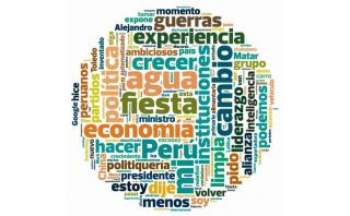 CADE Electoral: las palabras más repetidas por los candidatos