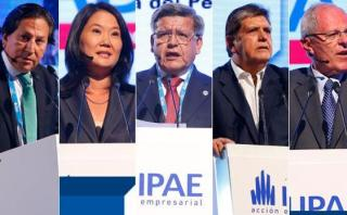 """""""Candidatos mostraron orfandad de ideas contra la corrupción"""""""