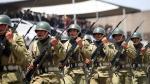 Así se conmemoró la Batalla de Ayacucho y el Día del Ejército - Noticias de ollanta huamala