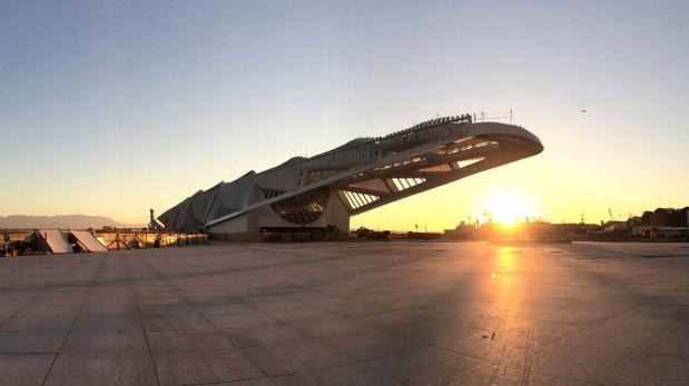 Museo del Mañana: la nueva obra de Calatrava en Río de Janeiro