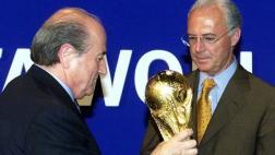 "Blatter sobre Mundial 2006: versión de Beckenbauer es ""absurda"""