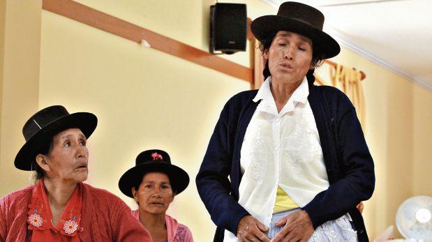 Mujeres víctimas de esterilizaciones piden reparación al Estado