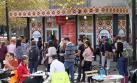Este restaurante ofrece comida de países en conflicto con EE UU