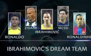 ¿Los juntarías? Estos son los mejores futbolistas para Zlatan