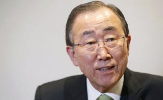 Ban Ki-moon ve acuerdo de la COP21 como una victoria personal