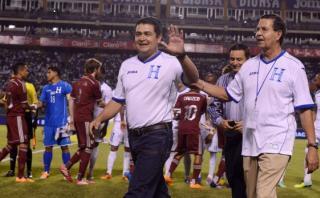 FIFA: ex presidente de Honduras se entregó a justicia de EE.UU.