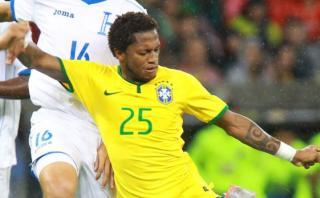 Conmebol suspendió un año al brasileño Fred por dopaje