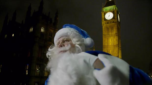 Aerolíneas celebran la Navidad con emotivos videos