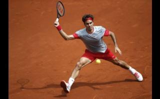 Roger Federer solo jugará sobre arcilla en Roland Garros