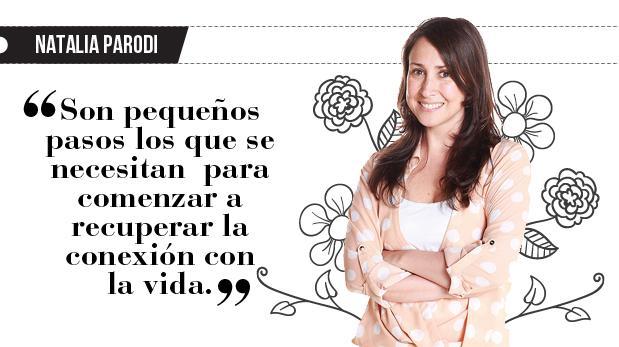 """Natalia Parodi: """"Salir de tu encierro"""""""