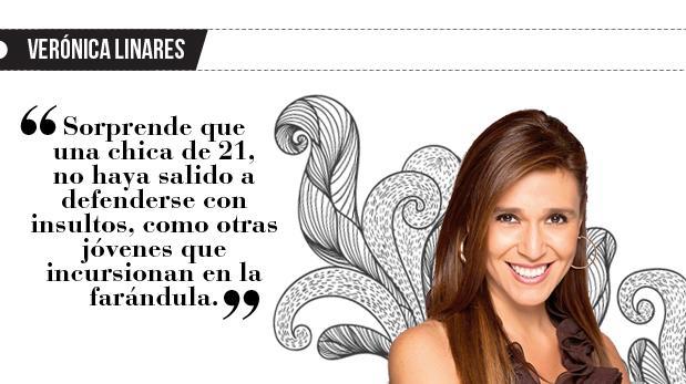 """Verónica Linares: """"La Yahaira"""""""