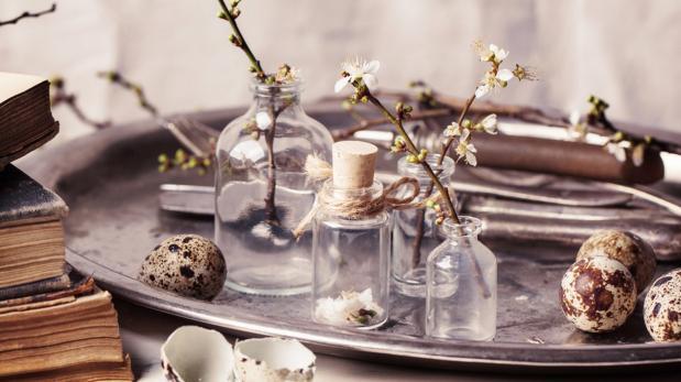 Detalles distintos para sumar la naturaleza a tu decoración