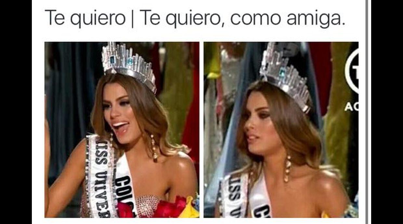 Memes del Miss Universo 2015 - 2
