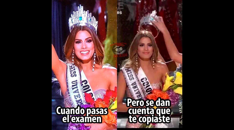 Memes del Miss Universo 2015 - 5
