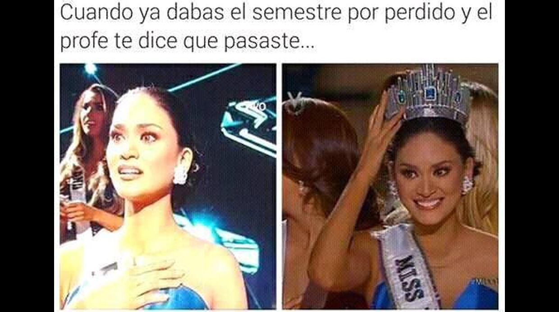 Memes del Miss Universo 2015 - 7