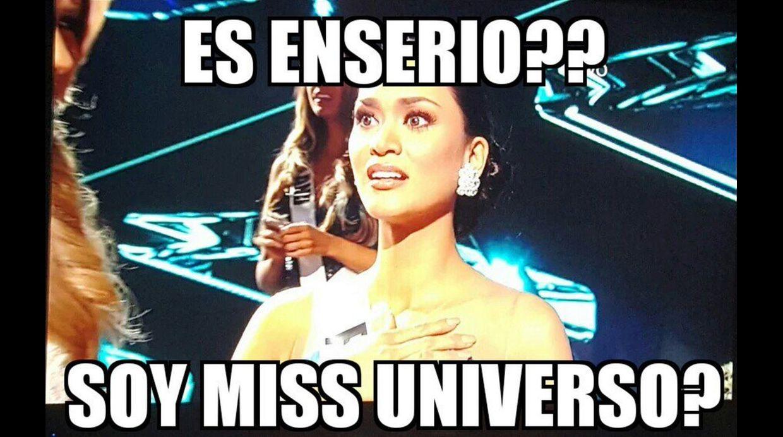 Memes del Miss Universo 2015 - 9