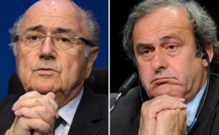 La FIFA suspendió a Blatter y Platini por ocho años [VIDEO]