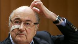 """FIFA: Joseph Blatter consideró """"una vergüenza"""" su sanción"""