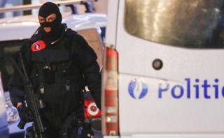 Bélgica arrestó a cinco personas por los atentados de París