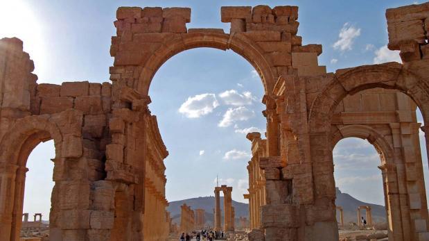 Siria es el nuevo destino turístico para agencias de viajes