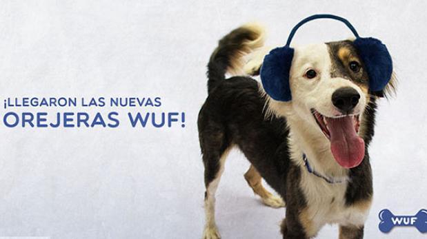 ¡Llegaron las nuevas orejeras WUF!