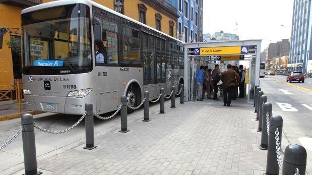El Metropolitano: buses operan por Navidad en estos horarios