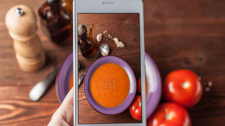 Los ocho mandamientos para tomar buenas fotos de tu comida